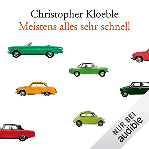 Meistens alles sehr schnell audiobook cover art