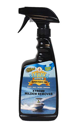 McKee's 37 Nautical One Xtreme Remover | Gel Formula Rids Grime from Vinyl Surfaces