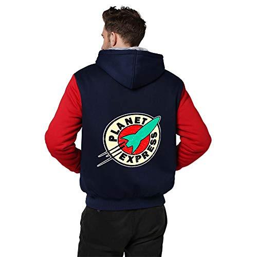 Spyder Mens Full Zip Jacket, M, Grey