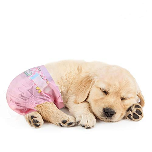 SunGrow Pet Diapers, for Female Dogs & Cats,...