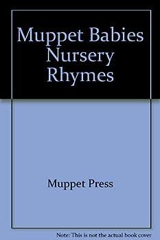 Hardcover Muppet Babies Nursery Rhymes Book