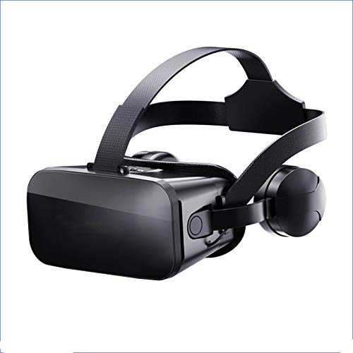 Lowest Prices! VRPARK J20 3D VR Glasses Virtual Reality Glasses for 4.7-6.7 Smart Phone iPhone Andro...
