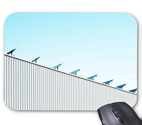 Solarkollektor-Mauspad