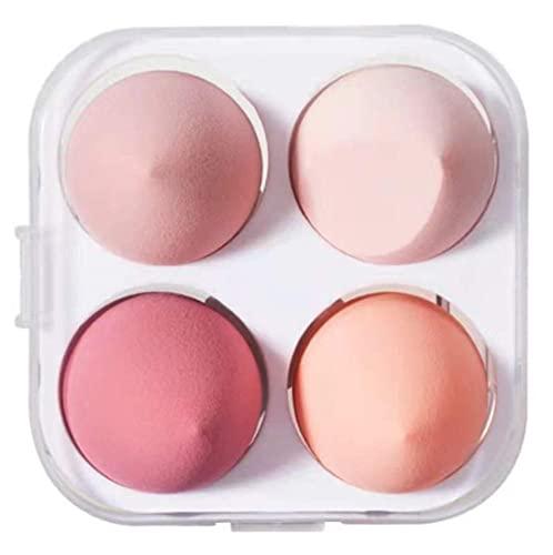 Monnstar Makeup Sponge, Makeup Blender, Liquid Foundation, Washable Cosmetic Blender (6)