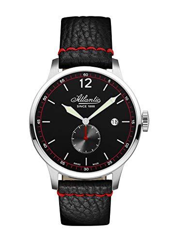 Reloj - Atlantic - Para Hombre - x