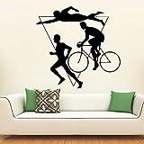 xinyouzhihi Rollo de Papel Tapiz de Vinilo Tallado Muebles Decorativos para bebés Habitaciones de niños Decoración DIY PVC Decoración del hogar Acceso 43x41cm