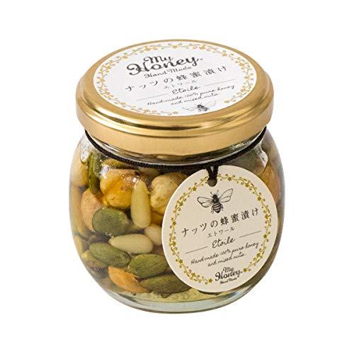 【公式】【低GI食品】ナッツの蜂蜜漬け エトワール (90g)