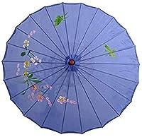 結婚式の女性のための傘中国紙装飾油紙パラソル装飾紙マルチ