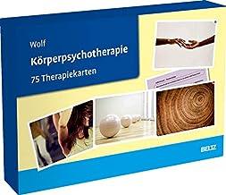 Körperpsychotherapie: 75 Therapiekarten mit 32-seitigem Booklet in hochwertiger Klappkassette, Kartenformat 16,5 x 24 cm
