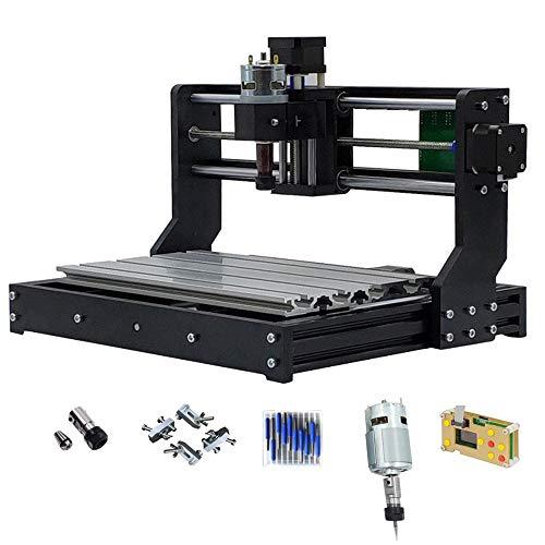 PW Mini Diy CNC3018 GRBL Control, met ER11 Chuck 3 Axis pcb pvb Milling machine, Wood Router Engraver CNC 3018