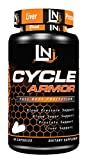 Cycle Armor ⚔Full Body Liver & Organ Protection, Over-All Health Booster⚔ Industry Gold-Stand Cycle Support Supplement | Premium Cycle Support Supplement, 60 Capsules
