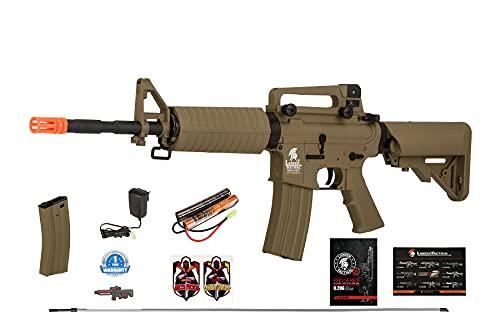 Lancer Tactical M4A1 Gen2 Carbine AEG Airsoft...