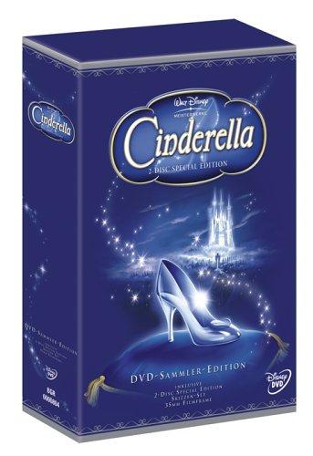 Cinderella - DVD-Sammler-Edition (exklusiv bei Amazon.de) [2 DVDs] [Special Edition]