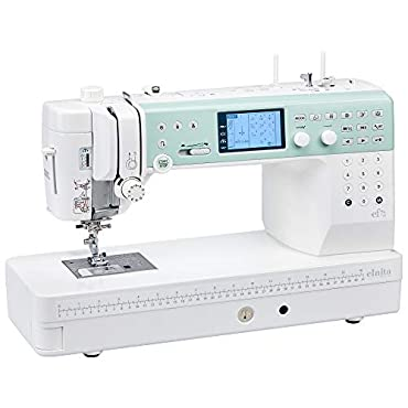 Elna Elnita EF72 Computerized Sewing and Quilting Machine