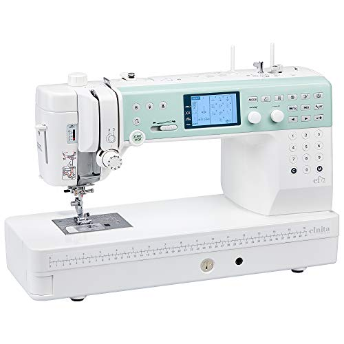 Elna Elnita ef72 Sewing and Quilting Machine