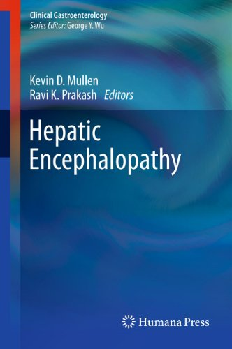 Hepatic Encephalopathy (Clinical Gastroenterology) (English Edition)