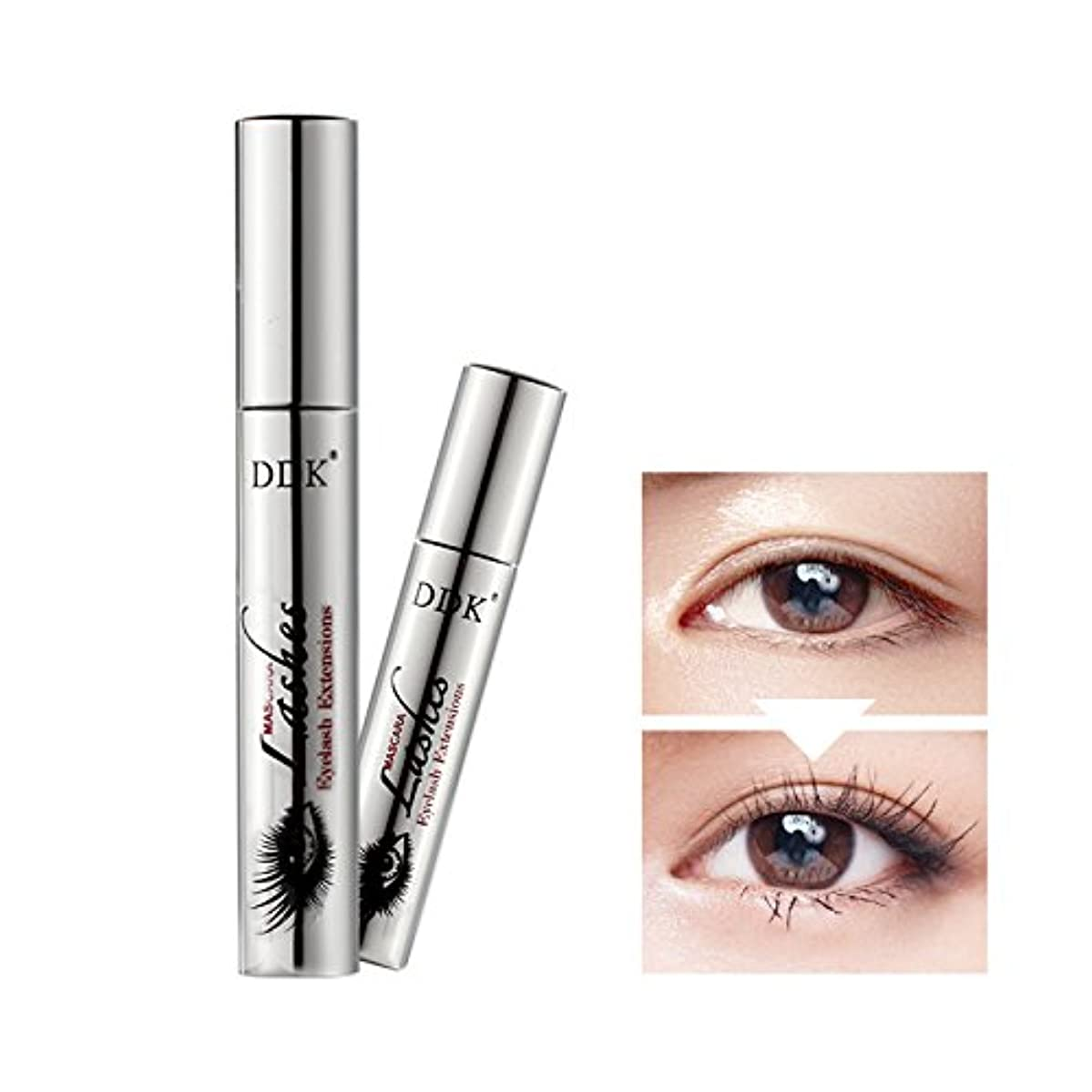 シーンフェード薬剤師Beautygram DDK 4D MASCARA 4D マスカラ Long Extension Amazing Eyelash ロング エクステンション アメージング まつ毛 [並行輸入品]