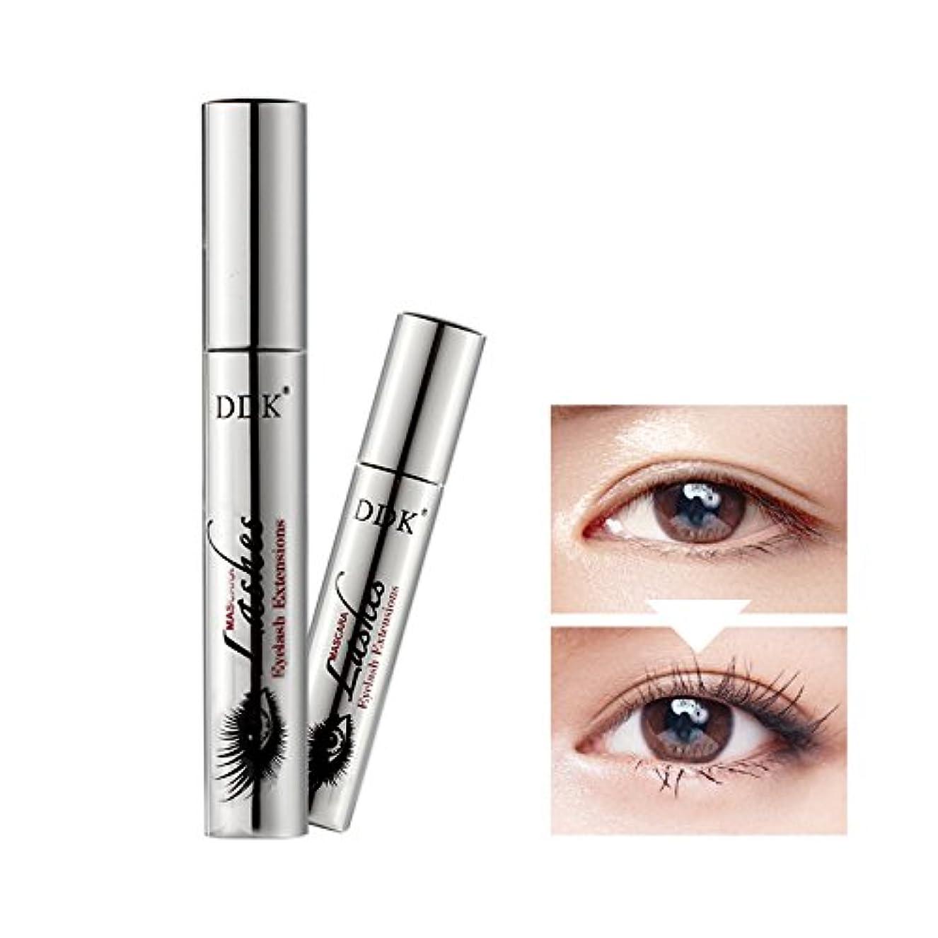 協会不健全接ぎ木Beautygram DDK 4D MASCARA 4D マスカラ Long Extension Amazing Eyelash ロング エクステンション アメージング まつ毛 [並行輸入品]