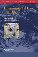 Environmental Law and Policy (Concepts and Insights)