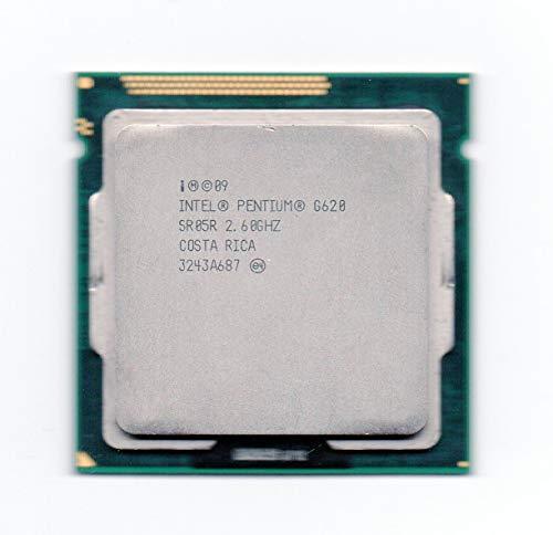 Intel Pentium G620sr05r 2,6GHz 3MB Dual-Core CPU Prozessor LGA1155