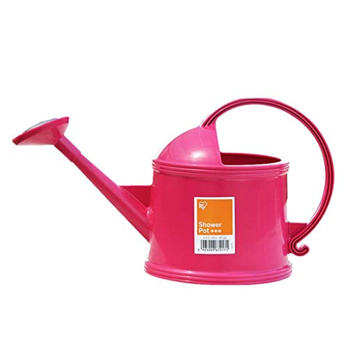 WYYAF Watering kan 2.2/3.8L sprinkler water kleur hars water geven kan Watering pot tuinieren gereedschappen (Kleur : Roze, Maat : 2.2L)