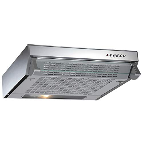 CDA CST61SS 60cm Stainless Steel...