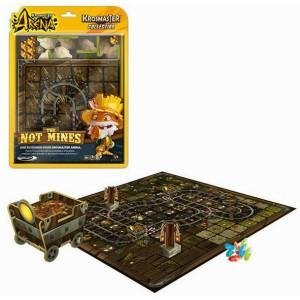 Krosmaster Arena The Not Mines Board Game by Japanime Games