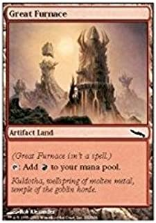 Magic: the Gathering - Great Furnace - Mirrodin