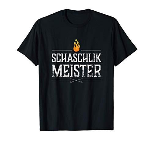 Schaschlik Meister by Sascha Schaschlik T-Shirt