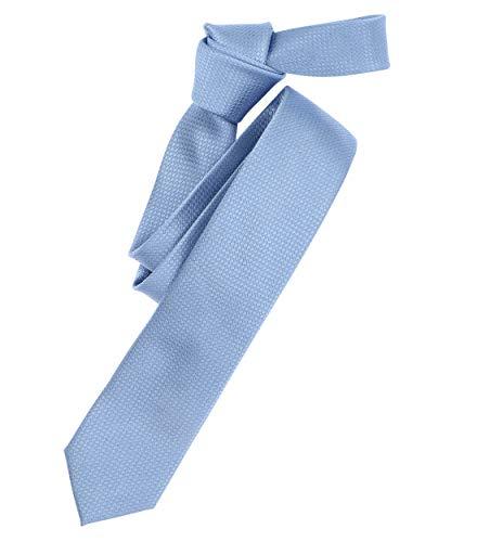 Venti Herren Krawatte gemustert Azurblau Einheitsgröße