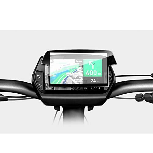 [Verbeterde versie Nano] Bosch Nyon (E-Bike Display) kogelvrij glas beschermfolie - LFOTPP 9H anti-kras anti-vingerafdruk displaybeschermfolie