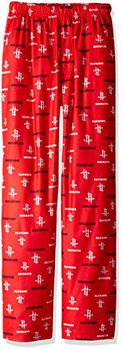 NBA by Outerstuff NBA Toddler Houston Rockets Team Color Printed Short, Red, 4T