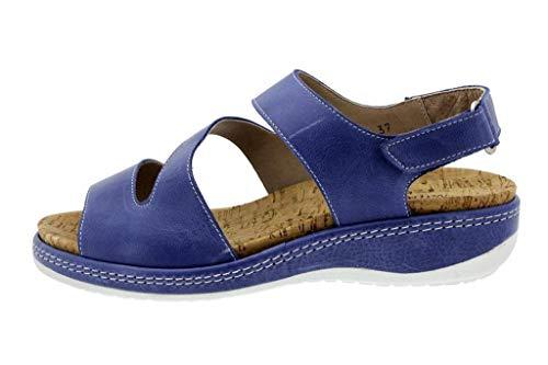 Sandalias cómodas mujer (PieSanto)