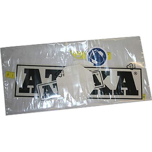LESCHA ATIKA Ersatzteil | Zusatzbeutel Aufkleber mit GS-Zeichen für Tischkreissäge HT 315 / TSL 315