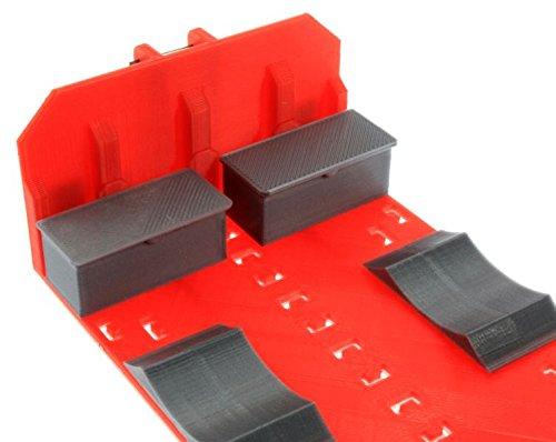 Treckerheld Werkzeugkiste Abroll-Plattform