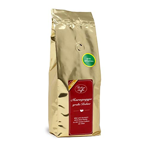 Mexiko Maragogype 500g (27,98 Euro / kg) Paulsen Kaffee (grob gemahlen)