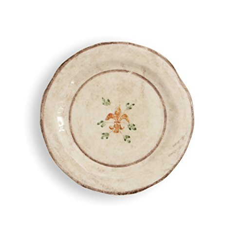 Arte Italica Medici Salad Plates Set of 4 by Arte Italica