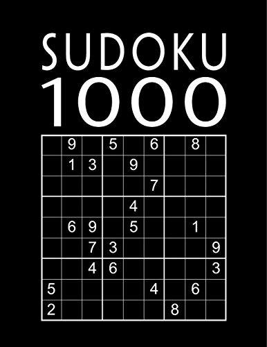 Sudoku für Erwachsene: 1000 Sudoku Rätsel in 4 Schwierigkeiten von leicht bis extrem schwer | Rätselbuch mit Lösungen | Sudoku Block für Anfänger und Fortgeschrittene