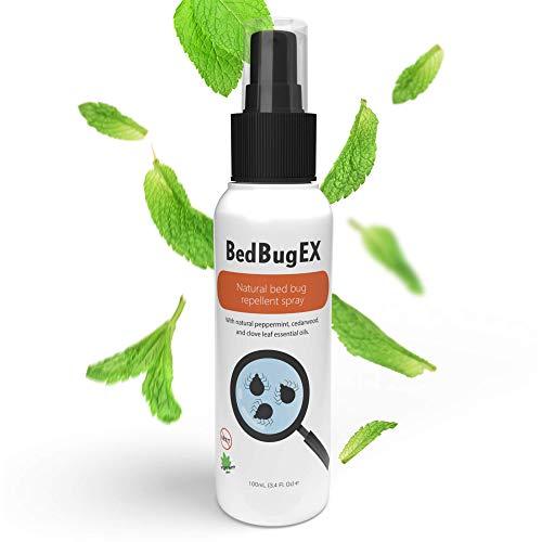 Repellente cimici BEDBUGEX | Repellente insetti anti-cimici | Spray 100ml | Alternativa...