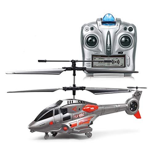 Helicóptero RC Juguete de Control...