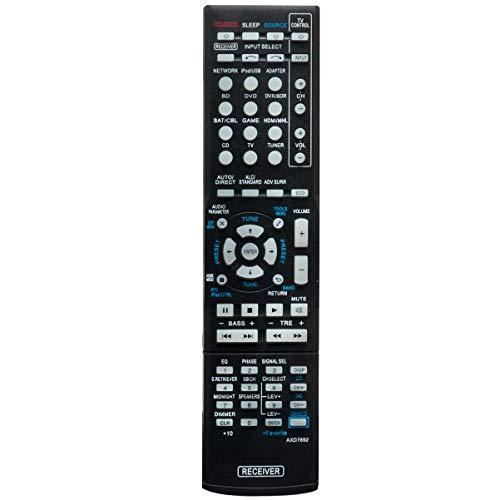 AXD7692 Replace Remote Control Applicable for Pioneer AV Receiver VSX-43 VSX-828 VSX-528 VSX43 VSX828 VSX528 Audio Vedio Receiver Controller