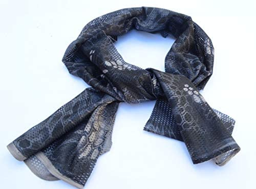 Acid Tactical Camouflage Mesh Material Hunting Shemagh Scarf Balaclava Head Neck Cover Typhoon product image