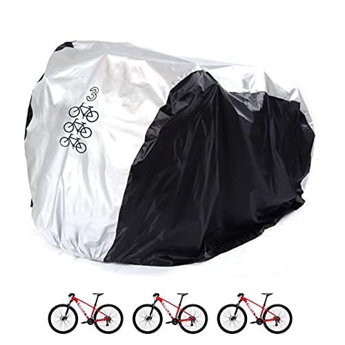 jihandong Funda Bicicleta Exterior Anti Polvo UV Protection Accesorios Bicicleta para Bicicleta Protección Bici l