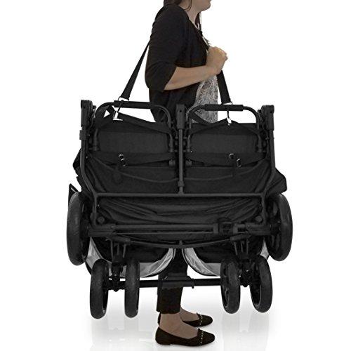 Jeep Destination Ultralight Double Stroller