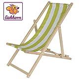 Eichhorn 100004546–Outdoor Bambini del Sole Sedia, Regolabile, Portata 40kg, in Legno di faggio