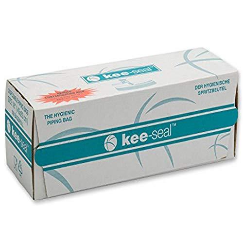 DecoPac Kee-Seal Einweg-Spritzbeutel, 45,7 cm, transparent