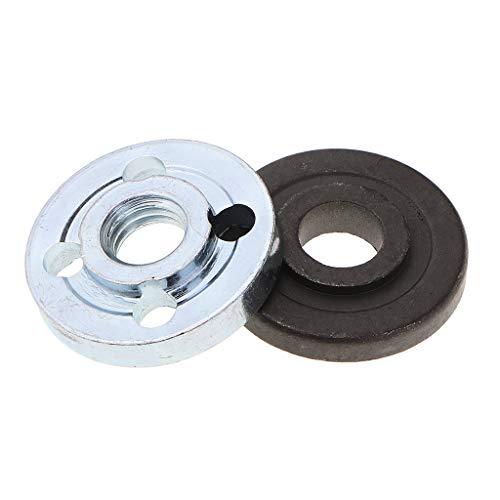 1 Paar Stahl Winkelschleifer Flansch, elektrischer Winkelschleifer Montageteil