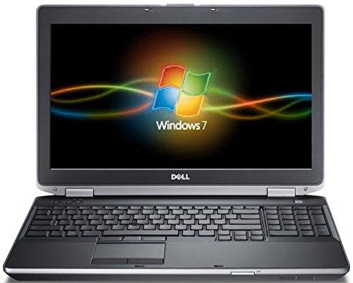 Fantastic Deal! Dell Latitude E6520 Intel Core i7-2640M X2 2.8GHz 4GB 250GB DVD+/-RW 15.6 Win, Blac...