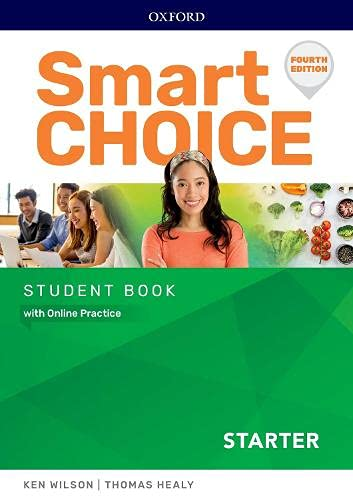 Smart Choice: Starter: Student Book with Online Practice