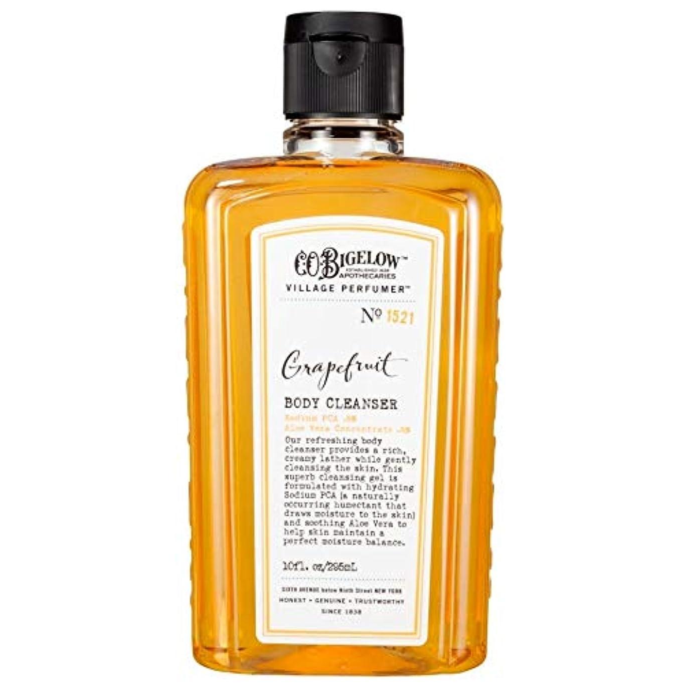 お風呂生理レインコート[C.O. Bigelow] C.O.ビゲローグレープフルーツボディクレンザー - C.O. Bigelow Grapefruit Body Cleanser [並行輸入品]